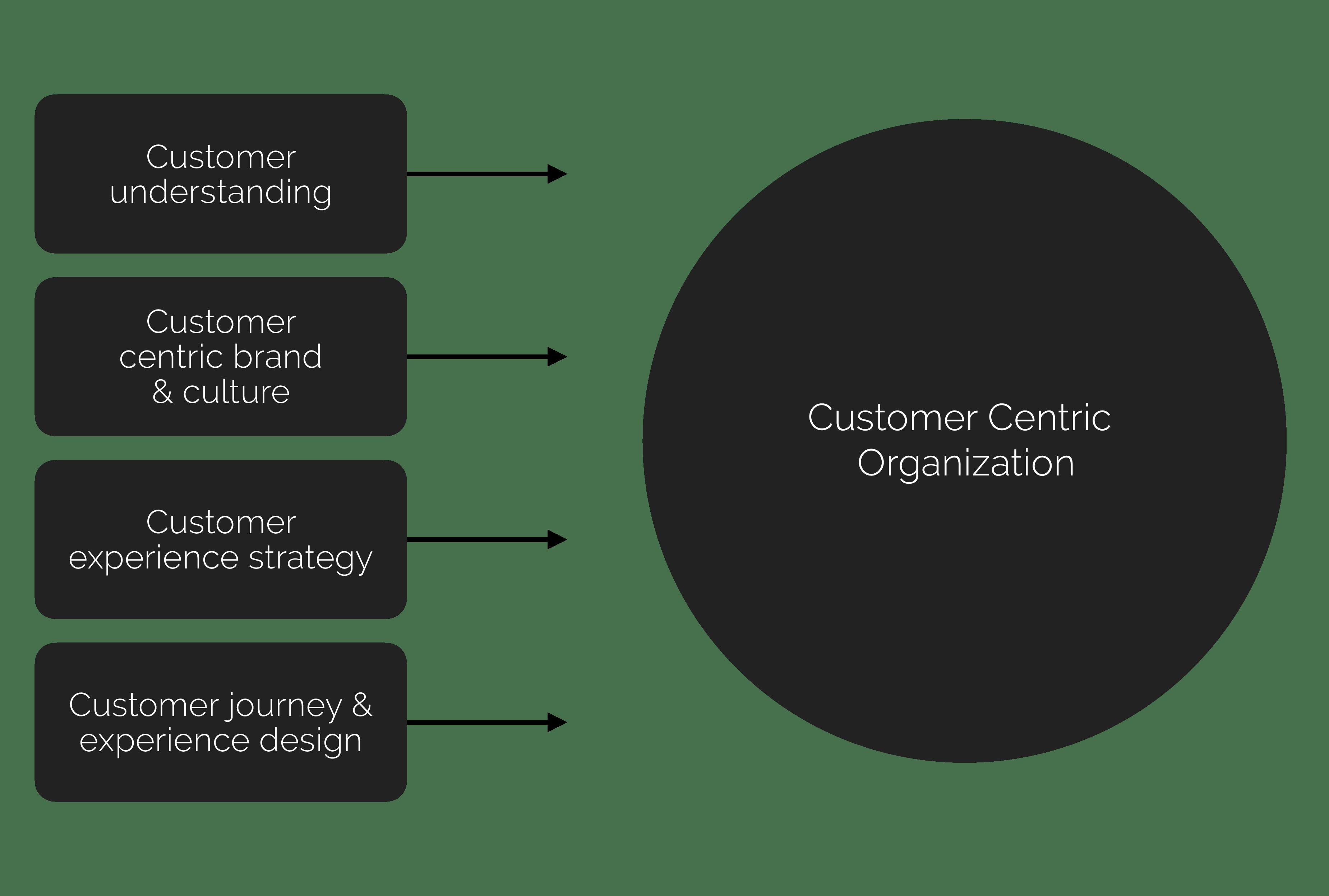 Creating a customer centric organization for LYNX online broker